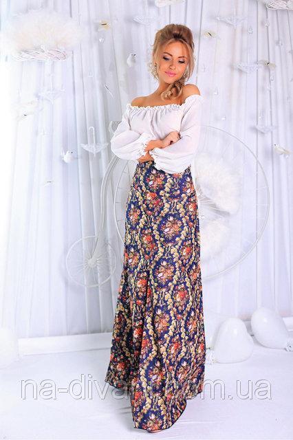 Длинные платья, сарафаны макси