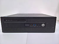 Системний блок HP EliteDesk 800 s1150 (Intel Pentium G3230/ DDR3 4GB/Video INTG/HDD 500gb/DVD RW)