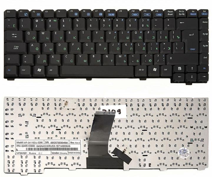 Клавиатура Asus A3, A3G, A3N, A6, A6T, A6J, A6R, A3000, A4000, A6000, Z91