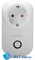WiFi розетка для бойлеров Klimteh Smart U-02, фото 1