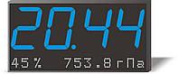 Электронные часы-метеостанция Миг-10_T WS