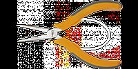 Плоскогубцы удлиненные прямые прецизионные, 130 мм, NEO  01-102