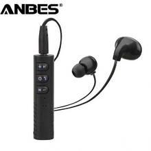 Беспроводные bluetooth наушники - гарнитура ANBES ST-005
