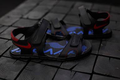Сандали мужские Nike.Кожа