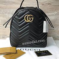 Женский рюкзак Gucci Гуччи, фото 1