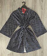 Одежда для дома ТМ Exclusive, молодежный велюровый халат.