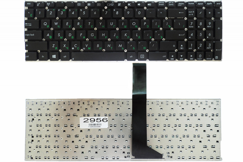 Клавиатура Asus K550V, K550VB, K550VC