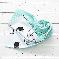 Одеяло, плед для новорожденных