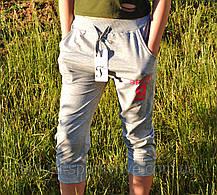 Бриджи женские трикотажные - под манжет 09 ( остаток 3 шт.), фото 2