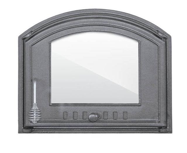 Дверки в камин печь барбекю