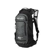 Рюкзак XLC BA-S80, черно-серый, 12 л