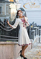 Плаття вишиті
