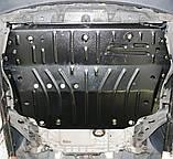 Защита картера двигателя и кпп Volkswagen Golf VI 2008-, фото 4