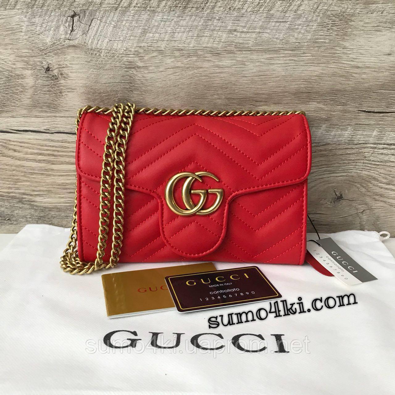 8043b584e80d Женская сумка-клатч Gucci Гуччи - Интернет-магазин «Галерея Сумок» в Одессе