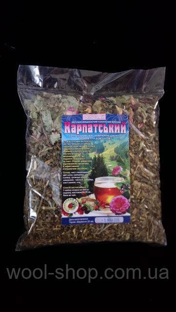 Фито чай (Капратский) - карпатский лечебный сбор экологически чистых трав