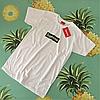 Supreme Cannabis женская футболка • Топовая бирка • Принт ганджубас марихуана