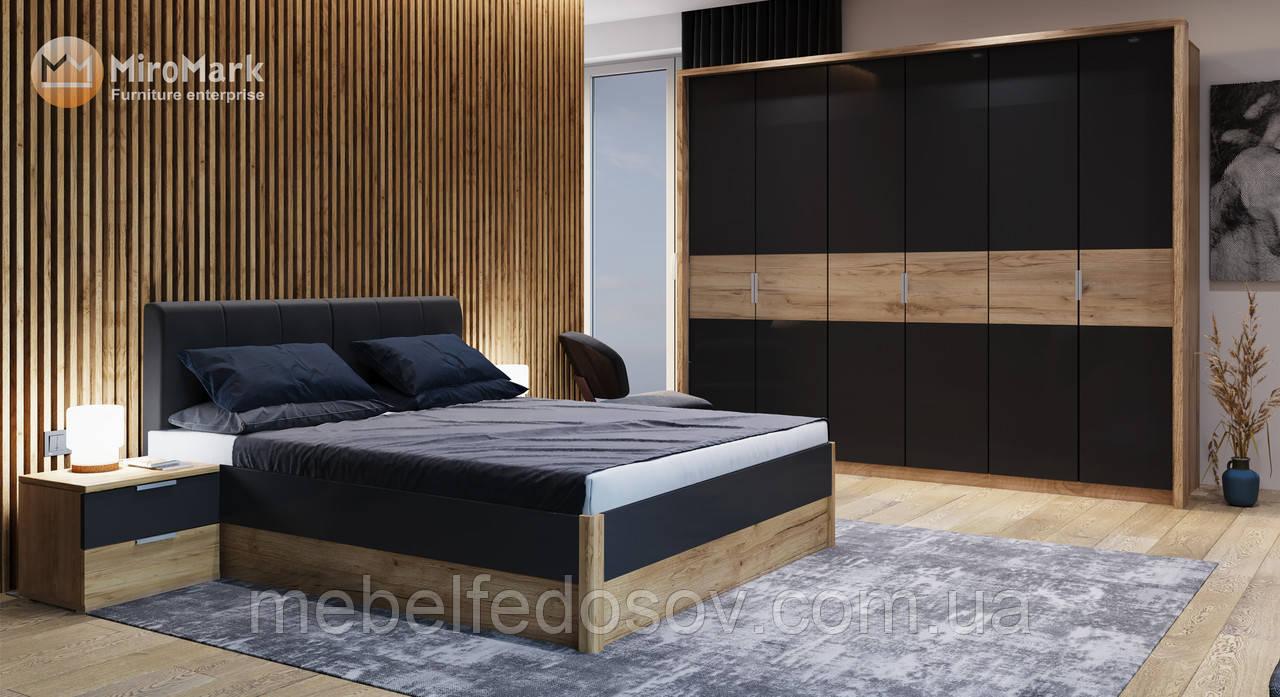 Спальня набор шкаф 6Д Рамона  (Миро Марк/MiroMark)