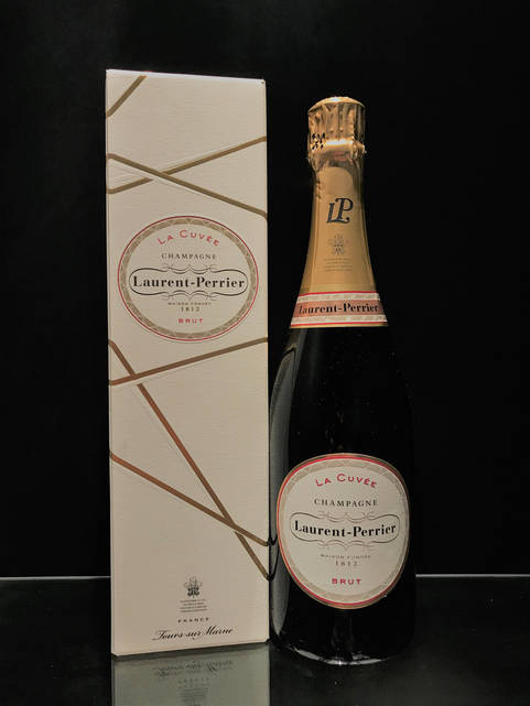 "Шампанское Laurent Perrier ""La Cuvee"" Brut 0.75л"