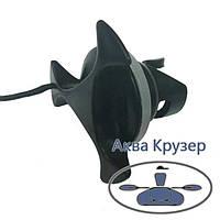 Крышка воздушного клапана Браво 2005, цвет черный, для надувных лодок ПВХ