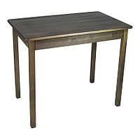 Стол из натурального дерева Легно с прямыми деревянными ногами (тис), фото 1