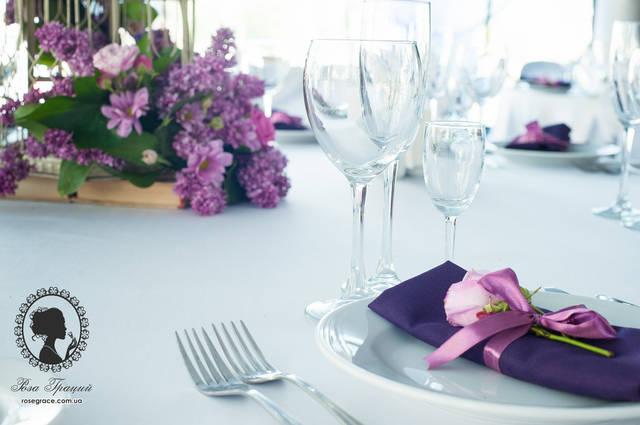 Весенняя свадьба в ресторане Интурист 8