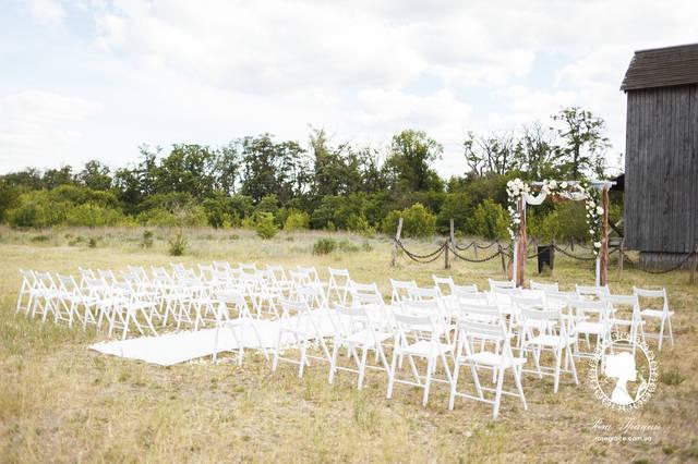 Свадьба в стиле рустик 11