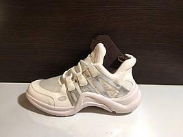 Женские кроссовки Louis Vuitton  (Реплика)