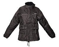Modeka RAINJACKET 8023 Black Sz.S Мотокуртка дождевая