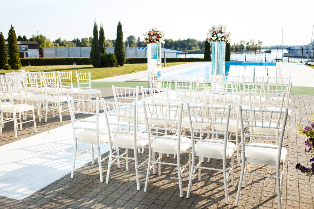 Свадьба в ресторане Порто Рива