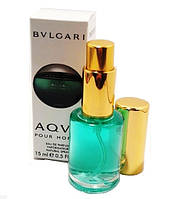 Bvlgari Aqva Pour Homme - Pheromone Tube 15ml #B/E