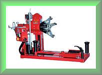 Полуавтоматический электрогидравлический шиномонтажный станок для грузовых автомобилей TB-120 Mondolfo Ferro