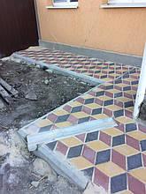 Укладка тротуарной плитки 16