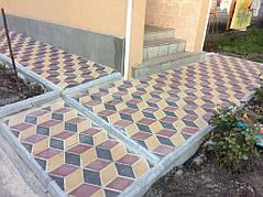 Укладка тротуарной плитки 18