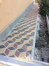 Укладка тротуарной плитки 20