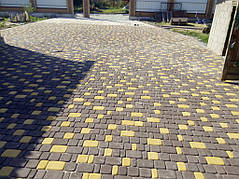 Укладка тротуарной плитки 24