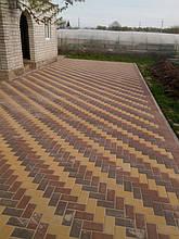 Укладка тротуарной плитки 26