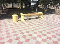 Укладка тротуарной плитки 31