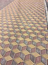 Укладка тротуарной плитки 32