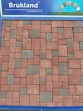 Укладка тротуарной плитки 38