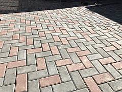 Укладка тротуарной плитки 41