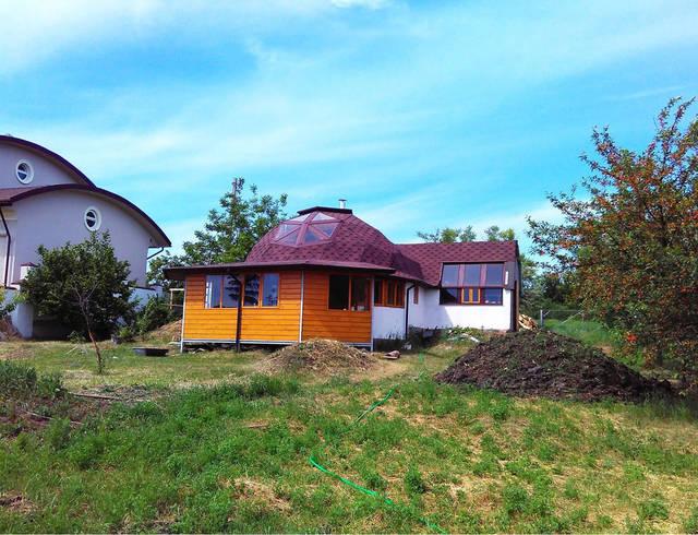 Купольный дом Украина 9