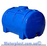 Емкость 100 литров горизонтальная