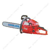 GOODLUCK Бензопила GL 5200М (оригинал), 3, 54 л.с. (1 шина цепь)