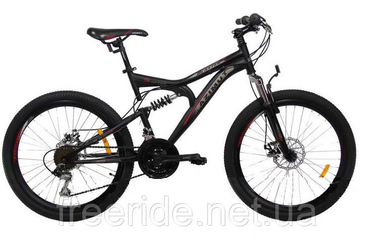 Подростковый Велосипед Azimut Blaster 24 D