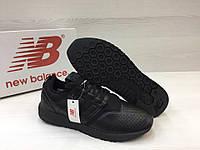 Кроссовки мужские в стиле New Balance 247 код товара 4S-1042 Материал верха - кожа, подошва - пена. Черные