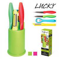 Набор ножей Lucky из 5 предметов (0785)