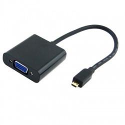 Переходник с Micro HDMI на VGA