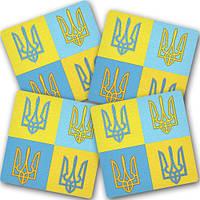 """Подставки под горячее """"Український герб"""""""
