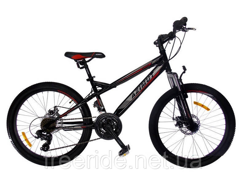 Подростковый Велосипед Azimut Hiland 24 GD