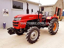 Трактор Shifeng SF244C (Шифенг 244С), 24 л.с, 3-х цил, 4х4, ГУР, бесплатная доставка! Акционная цена!